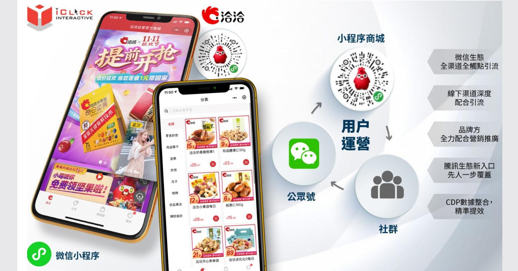 Robust Growth of QiaQia Food's WeChat Mini-Program