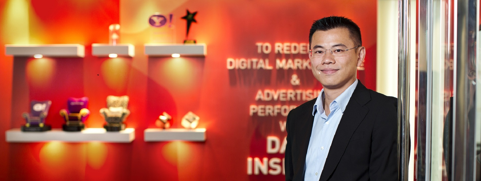 To Embrace Next – iClick CEO Sammy Hsieh looks back on his company's 10-year history and reveals future plans