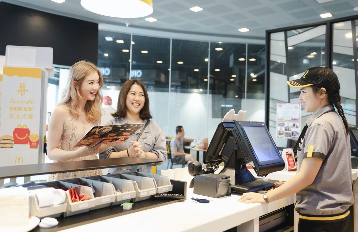 McDonald's Thai KOL Campaign for New Product